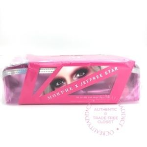 Morphe x Jeffree Star Pink Brush Collection